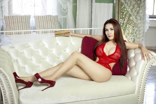 Nicole Bangkok Escort 5