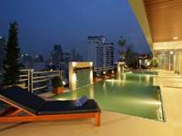 Adelphi Suites Hotel Bangkok Thailand