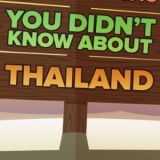 What you don't know about Thailand