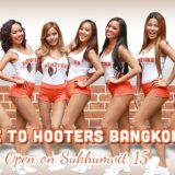 Hooter Restaurant Now in Bangkok